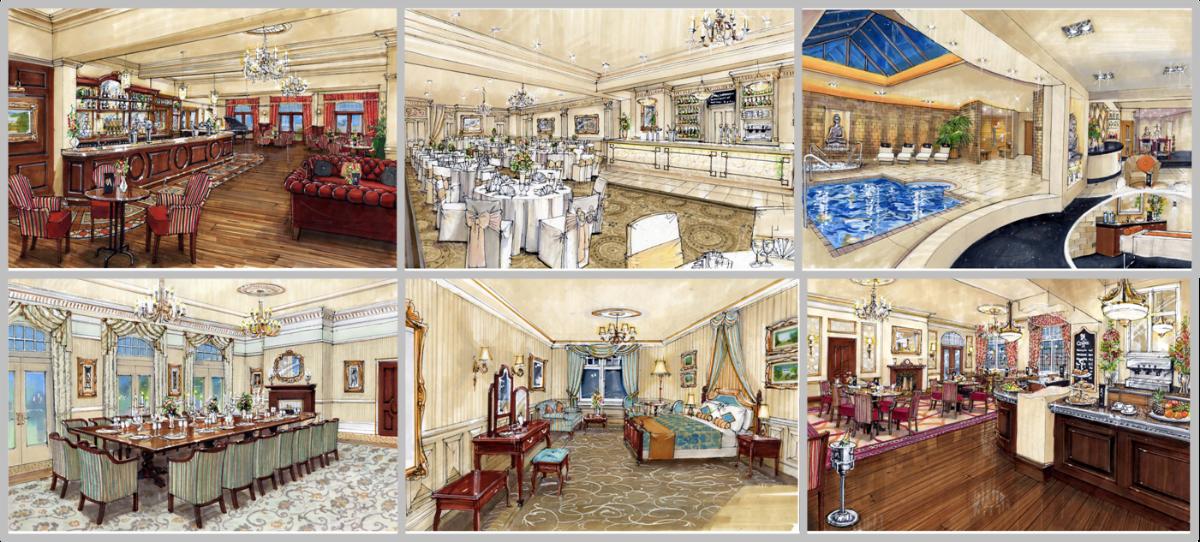grand hotel visuals