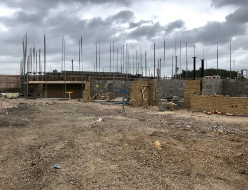 Great to see Manor Grange on site and progressing well!