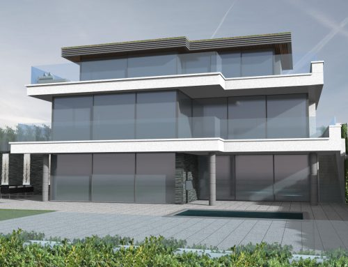 Contemporary New Build Dwelling